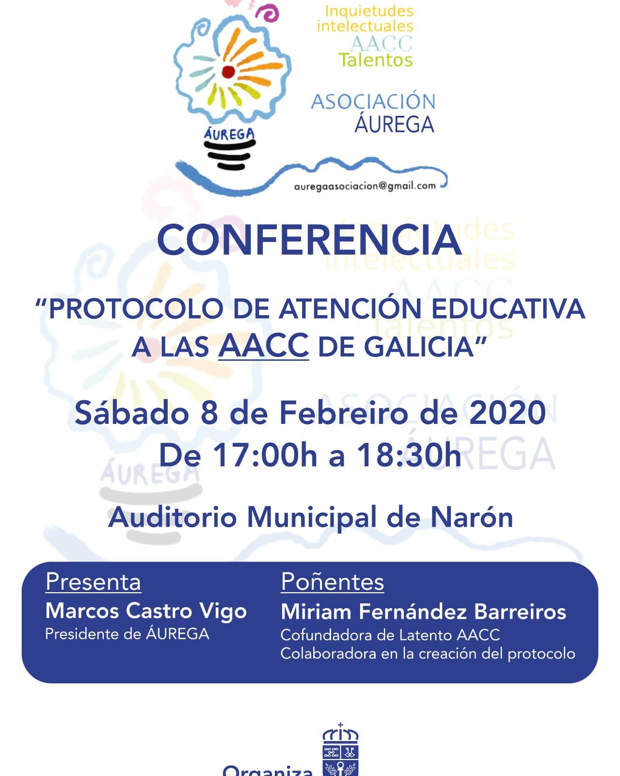 conferencia protocolo