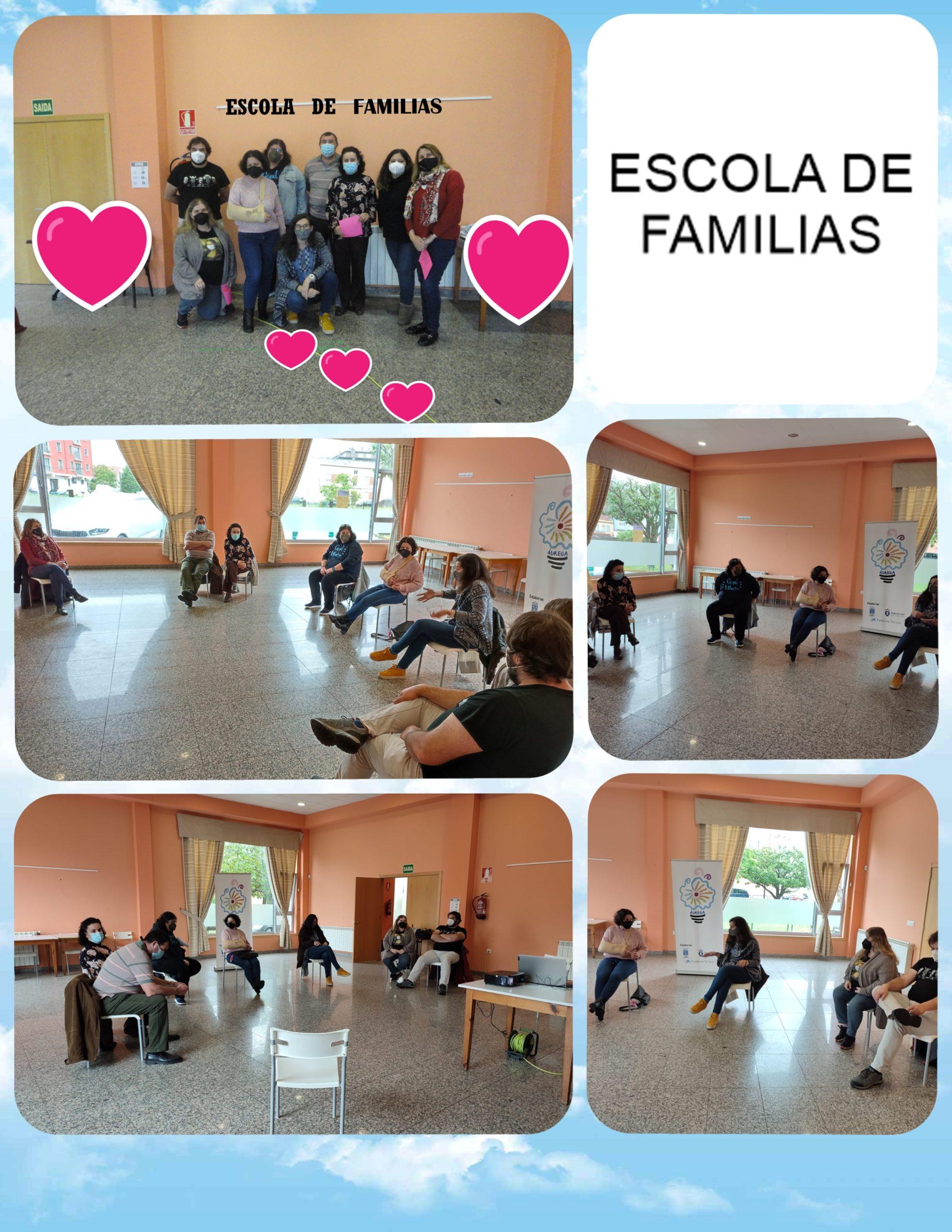 Escuela Familias 15-05-21